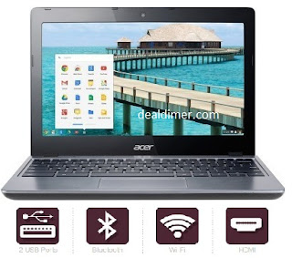 Acer C720 Chromebook Netbook (NX.EESSI.002)