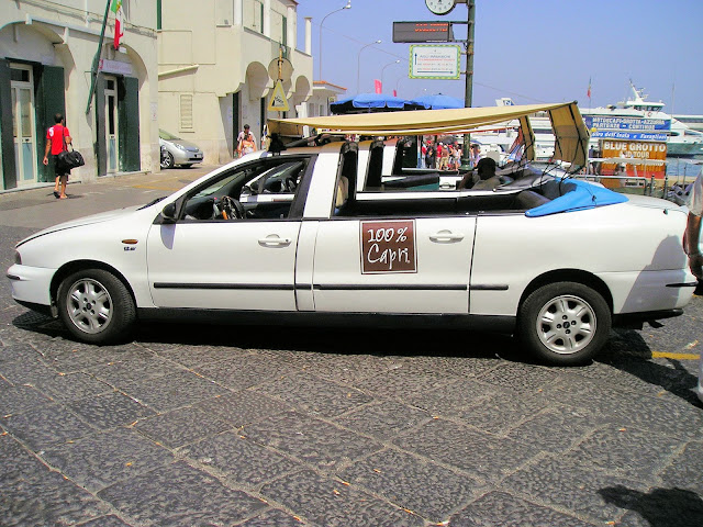 Taxis-in-Capri
