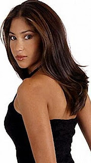 Así lucía Melissa Loza en sus inicios como modelo