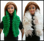 knit vest for barbie