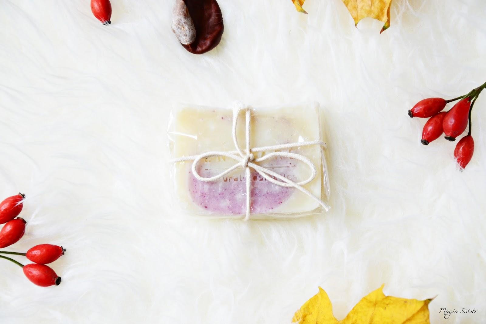 mydło naturalne, kosmetyki naturalne, naturalne kosmetyki, ekologiczne składniki, shinybox, pudełeczko shiny box, recenzja