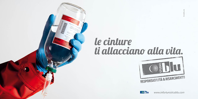 la Moka communication Cinture Di Sicurezza