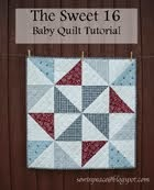 Sweet 16 Baby Quilt Tutorial
