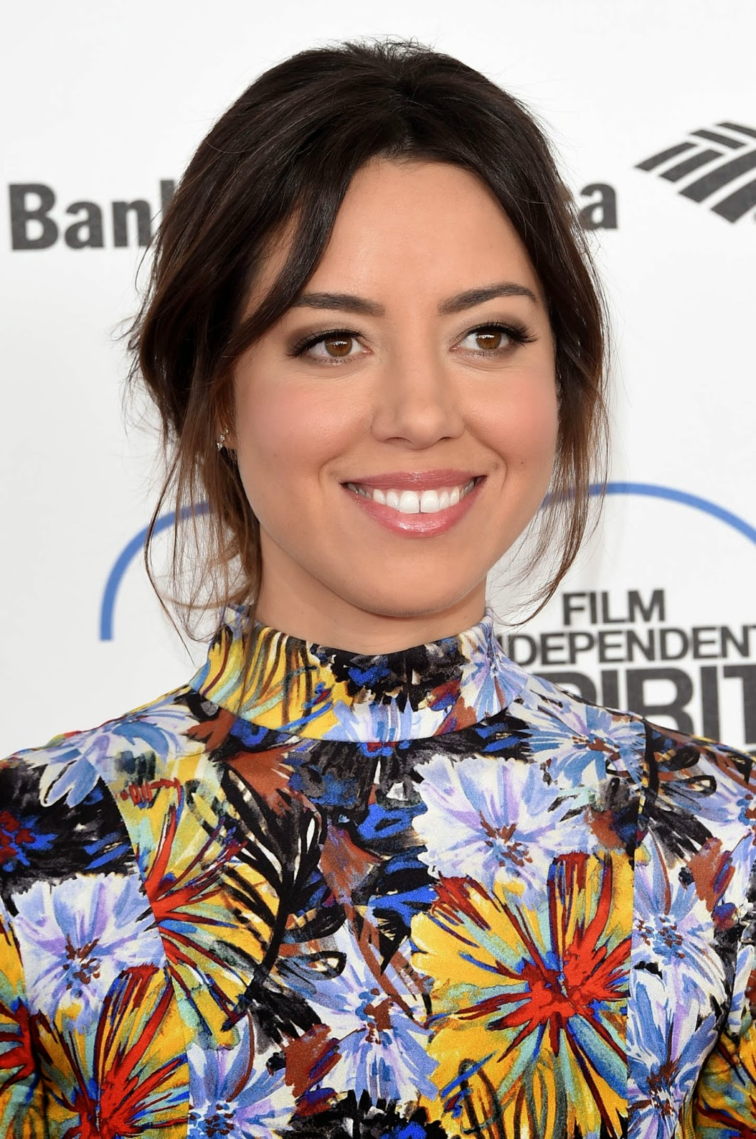 Aubrey Plaza – 2015 Film Independent Spirit Awards in Santa Monica