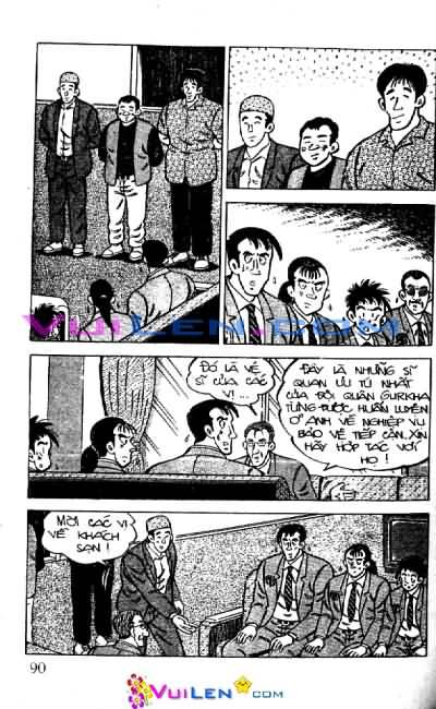 Jindodinho - Đường Dẫn Đến Khung Thành III Tập 57 page 90 Congtruyen24h