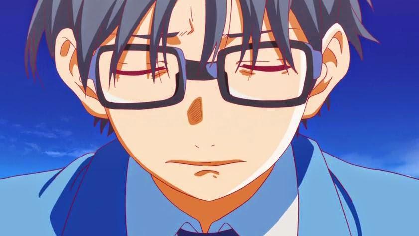 Shigatsu wa Kimi no Uso Episode 22 Subtitle Indonesia [Final]