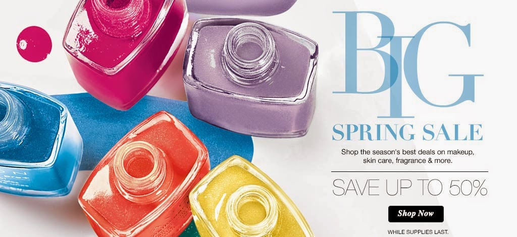 Avon Spring Sale