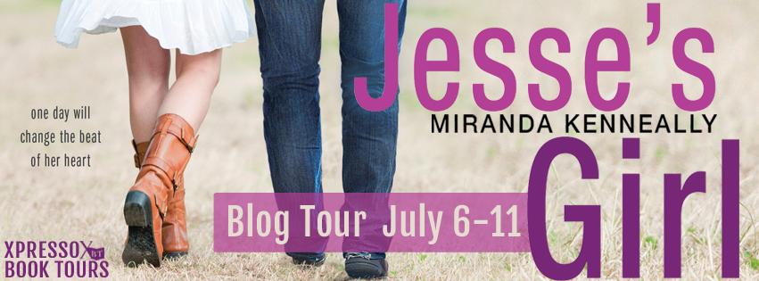 Jesse's Girl Blog Tour!