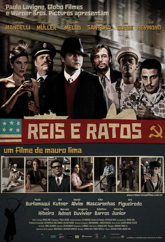 Imagens Reis e Ratos Torrent Nacional 1080p 720p BluRay Download