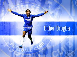 Didier Drogba Chelsea Wallpaper 2011 2