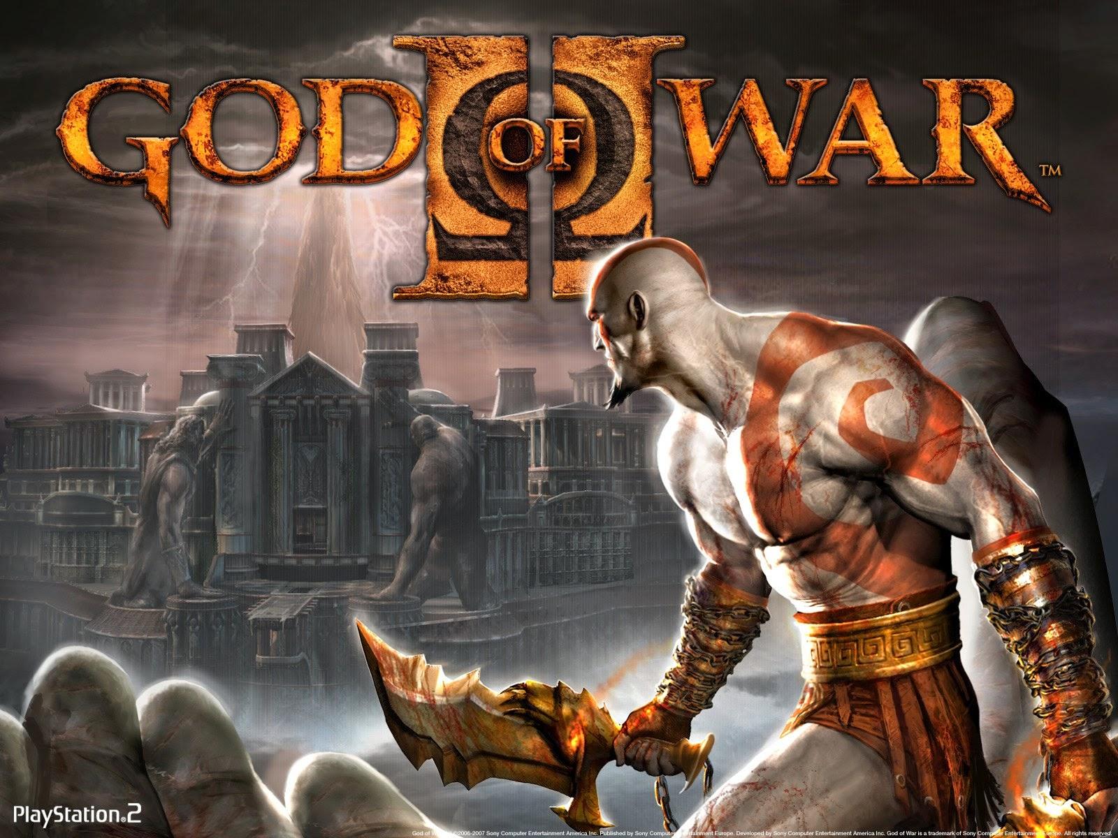 Jeu God Of War 2