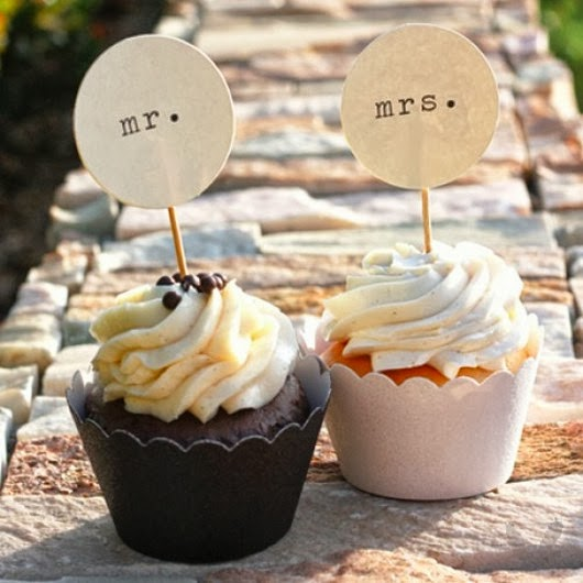 unique wedding ideas wedding cupcakes