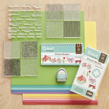 New CTMH Cricut Flower Market Cartridge
