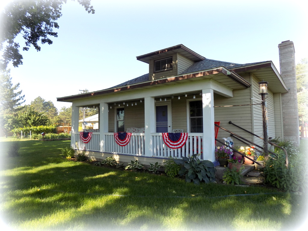 Our Little 1905 Home