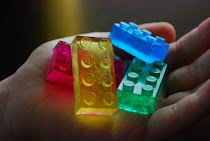 Lego Glycerin Soap
