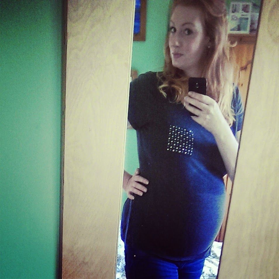 28 weeks pregnant with second baby