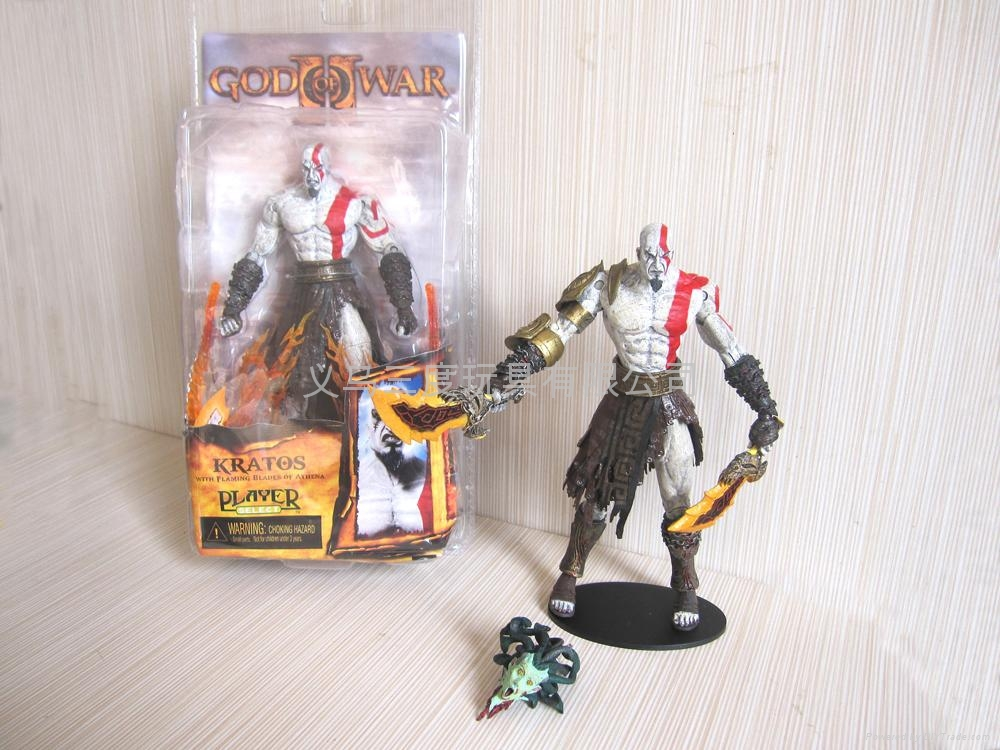 Toys For All : Toys for all god of war golden fleece kratos quot action figure