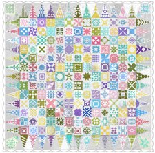 dear jane quilt pattern