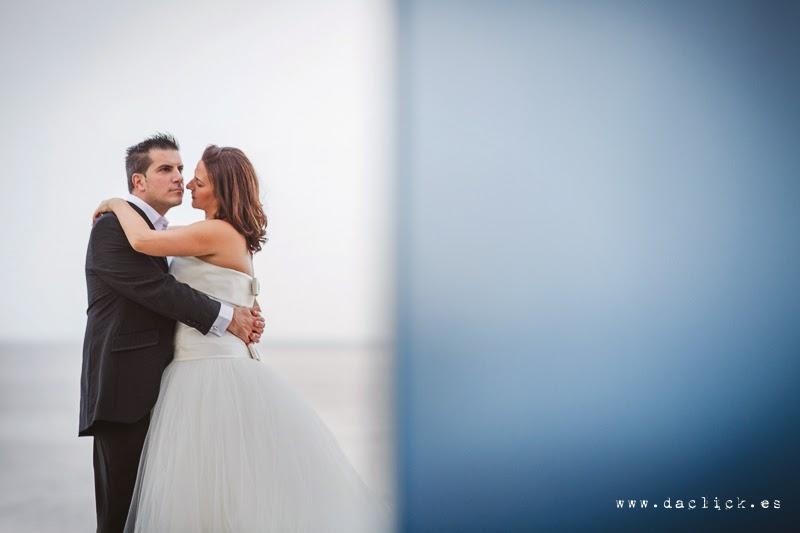 fotografia de boda en la playa