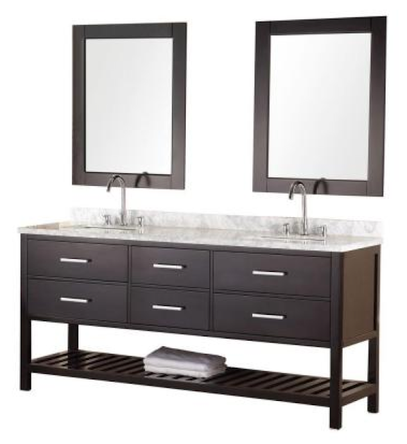 Amazing Models With Included Faucets And Hardware Make It Easy To Get Your New Vanity Set Up In Your Bathroom Shop Overstockcom For Great Deals On A Range Of Bath Vanities From Popular Brands, Including Wyndham Collection, James