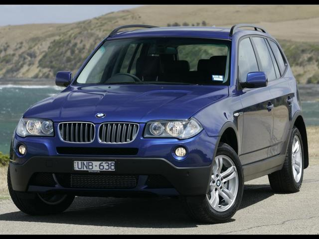 Honda BMW Upcoming New Car Review BMW X D Cars Preview - Blue bmw x3