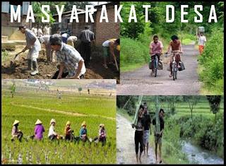 Pengertian Desa dan Ciri-ciri Masyarakat Desa