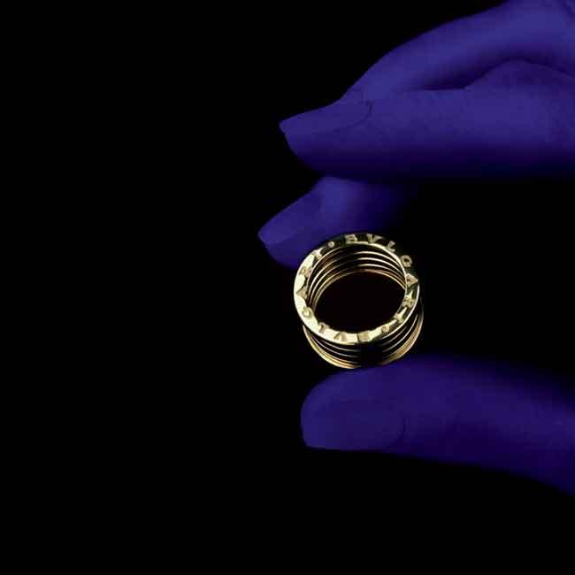 B ZERO 1 de Bvlgari en oro amarillo