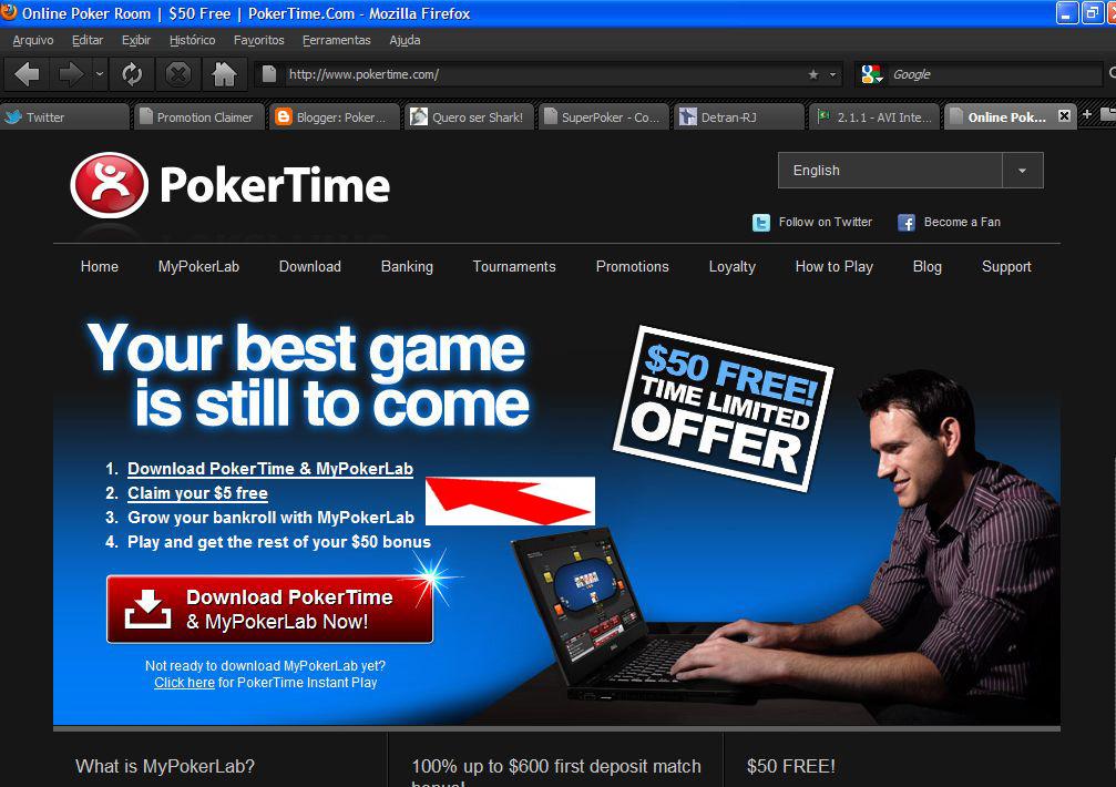 Poker online deposito gratis