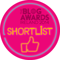 THE BLOG AWARDS 2014