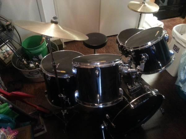 Craigslist Okc Garage Sales >> Pdp Player Drum Set Norman Craigslist Garage Sales Oklahoma City
