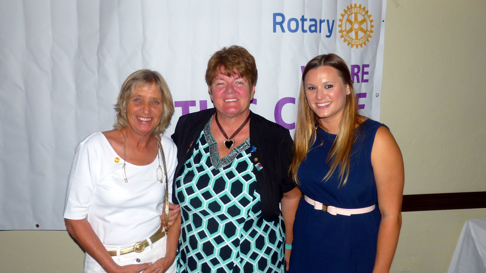 "Lake Worth's Rotary, click on ""Doers"" below:"