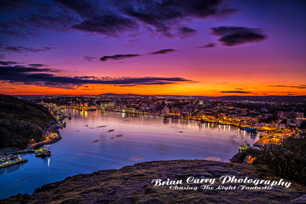 Photography by Brian Carey St John's Newfoundland photographer