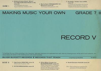 Silver Burdett Making Music Grade 8 CD Set + Case (15 CDs and Booklet)  2005