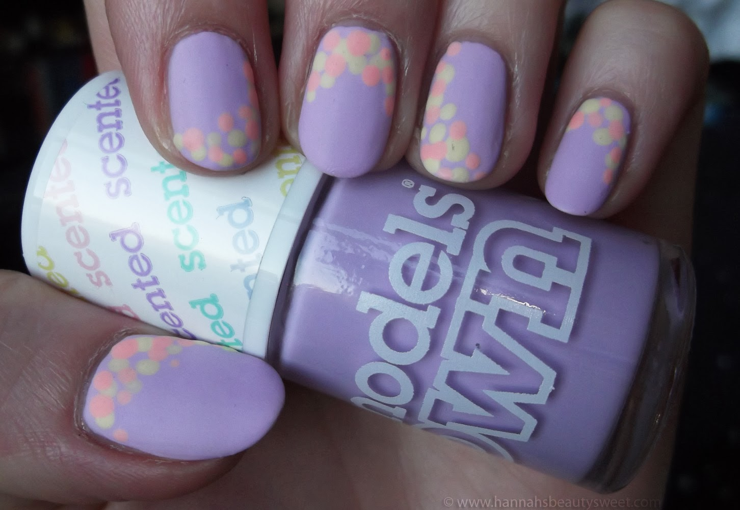 Models Own Fruit Pastels Scented Nail polish