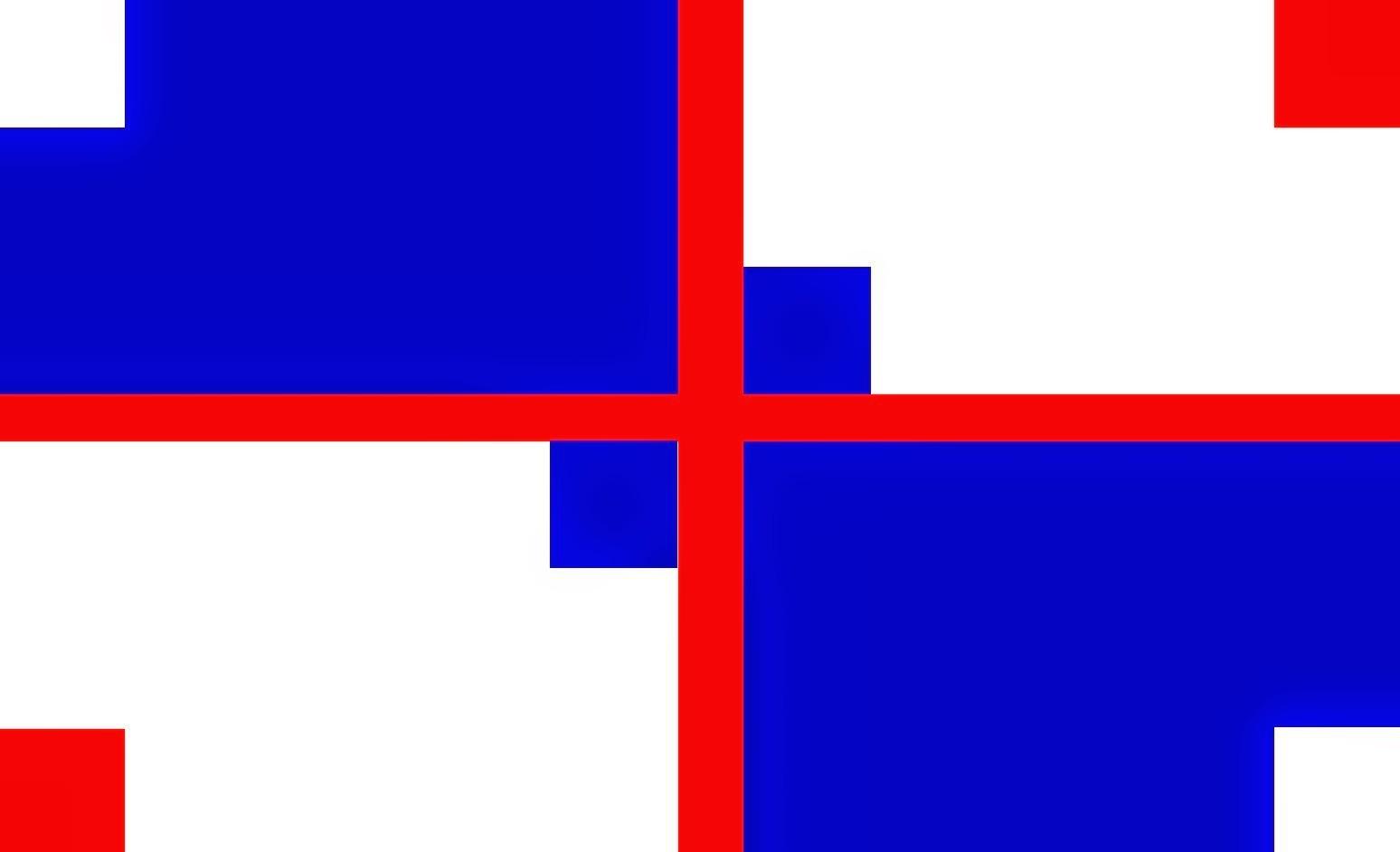 90 Degrees West Longitude Flag