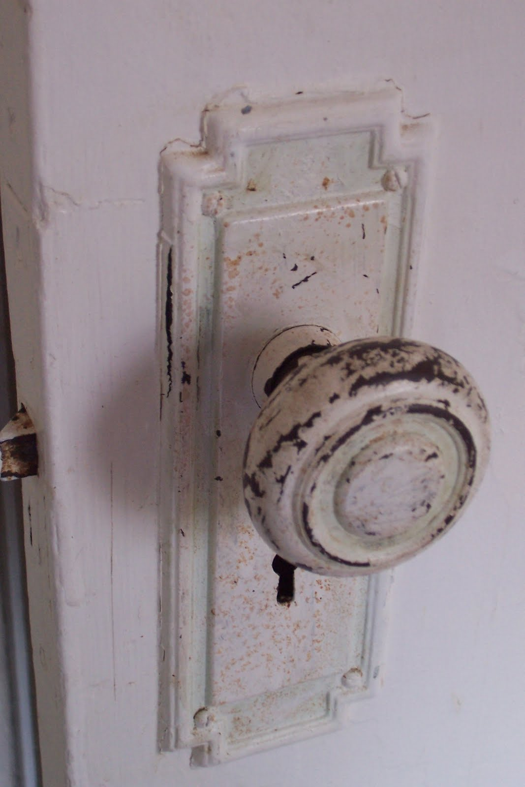 Little Old House Knob Mission