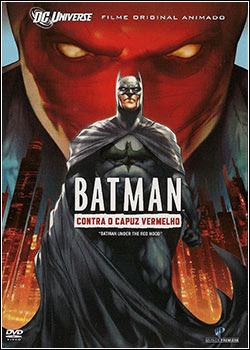 Download - Batman - Contra o Capuz Vermelho DVDRip - AVI - Dual Áudio