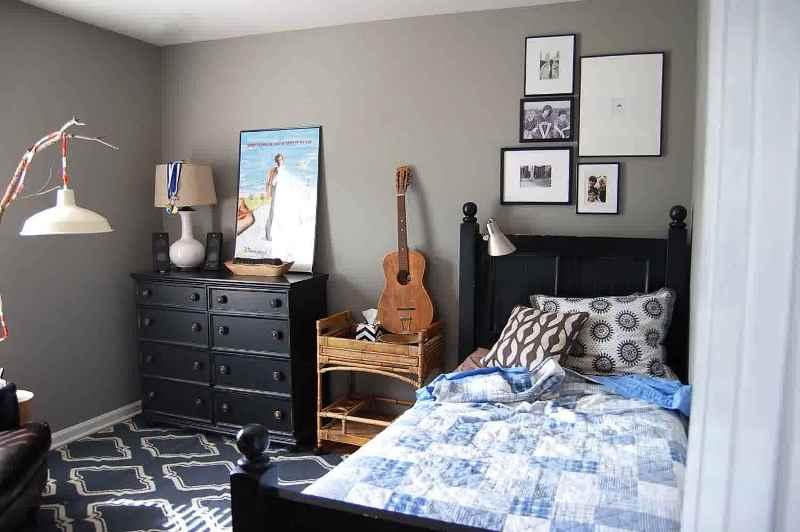 kumpulan desain kamar anak laki laki sederhana si gambar