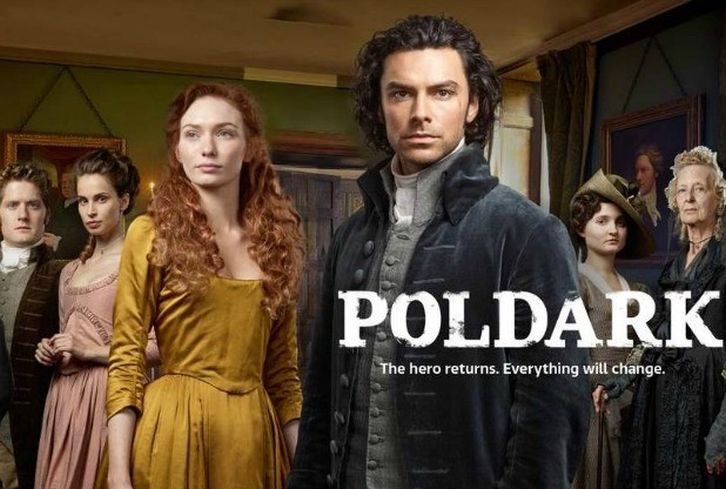 Image result for poldark 2 temporada