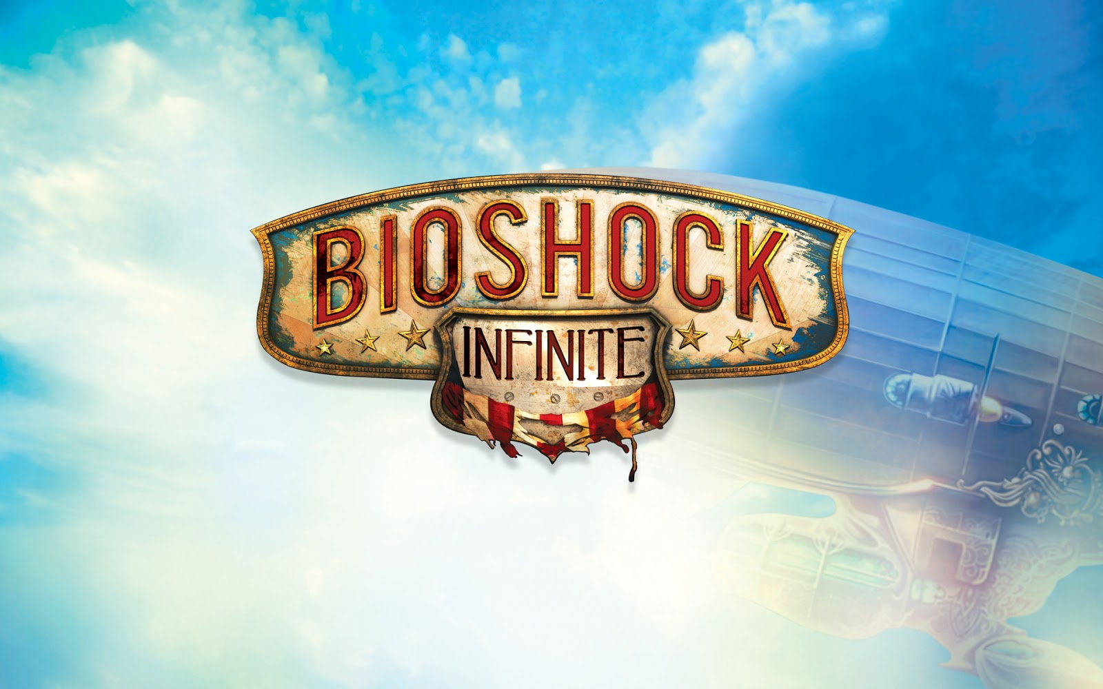 Bioshock Infinite HD & Widescreen Wallpaper 0.700116250662551