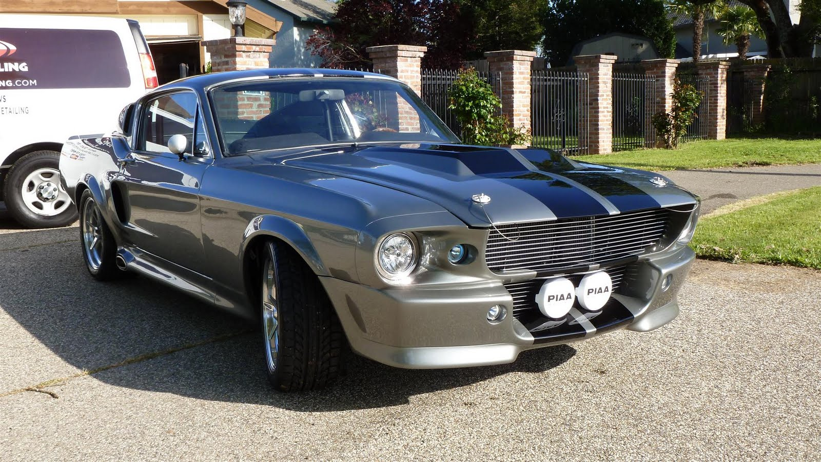 gone in 60 seconds shelby gt500 eleanor project day 102. Black Bedroom Furniture Sets. Home Design Ideas