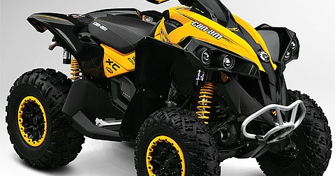 2012 CanAm Outlander Renegade 1000XXc ATV Insurance