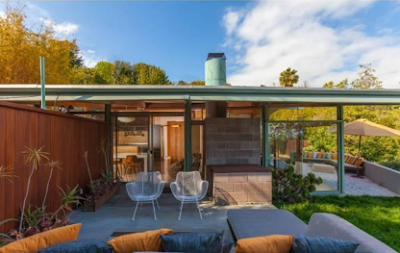 Modern Homes Los Angeles A Quincy Jones Kalmick House