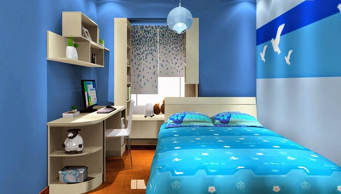 tempat tidur minimalis keren