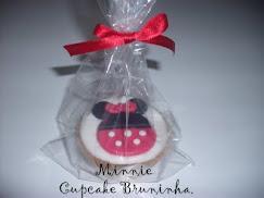 Cupcake da Minnie.