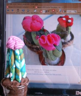 MeiJo Joy, Pin cushion, Cactus