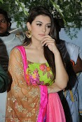 Hansika Motwani Photos at Durga movie launch-thumbnail-1