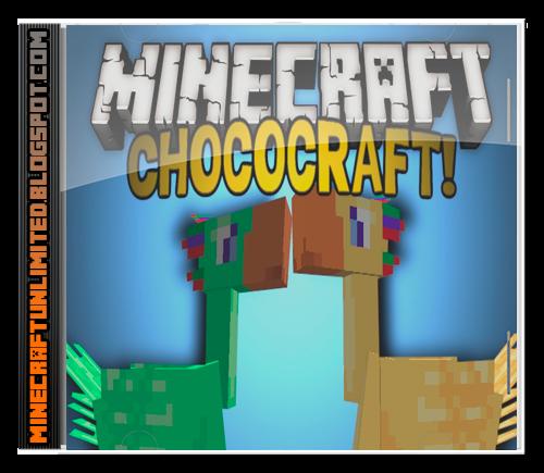 Chococraft Minecraft Mod