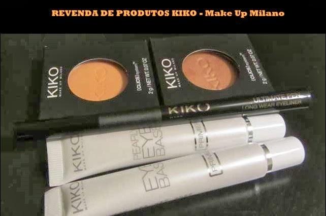 Produtos de Maquiagem made in Italy