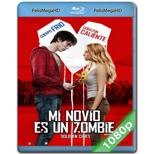 Mi Novio Es Un Zombie (2013) 1080p HD MKV Español Latino